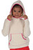 Regatta Jafar Fleece Hoody Girls Polar Bear